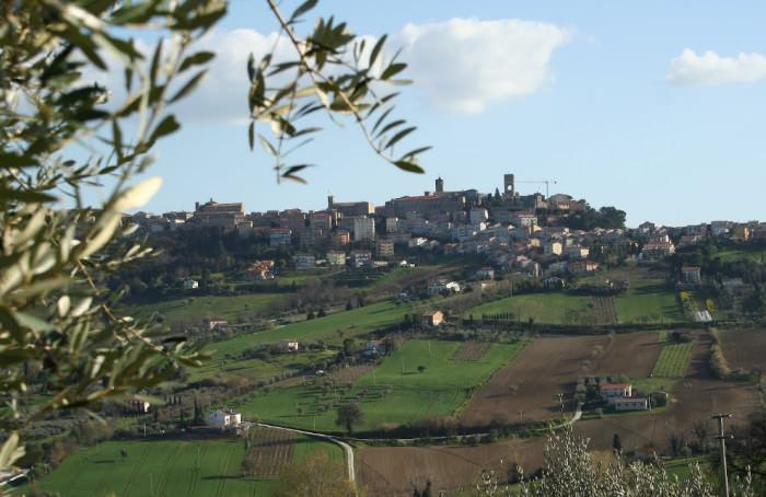 Auximum - Osimo | B&B Montegallo