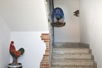 B&B Montegallo Osimo, interior of bed&breakfast