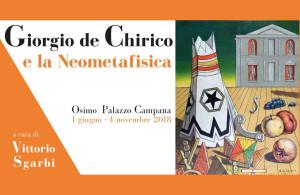 Giorgio de Chirico e la Neometafisica | B&B Montegallo