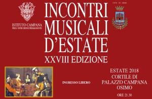 Incontri Musicali d'Estate | B&B Montegallo