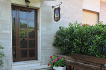 B&B Montegallo Osimo, relaxation area of the bed&breakfast