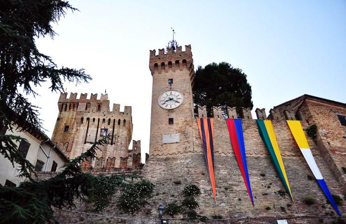 Offagna e le Feste Medievali | B&B Montegallo