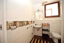 B&B Montegallo Osimo, il bagno del ns bed&breakfast