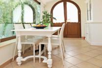 B&B Montegallo Osimo, area relax del bed&breakfast