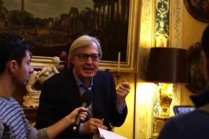Lotto, Artemisia, Guercino. Le stanze segrete di Vittorio Sgarbi   B&B Montegallo Osimo
