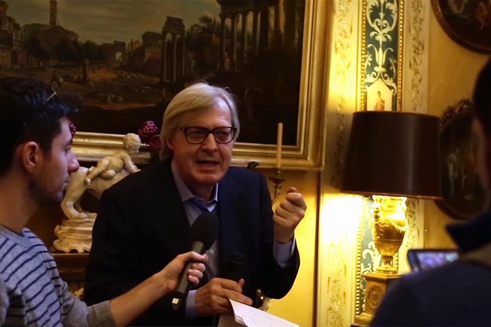 Lotto, Artemisia, Guercino. Le stanze segrete di Vittorio Sgarbi | B&B Montegallo Osimo