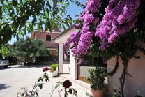 B&B Montegallo Osimo, entrance of the bed&breakfast